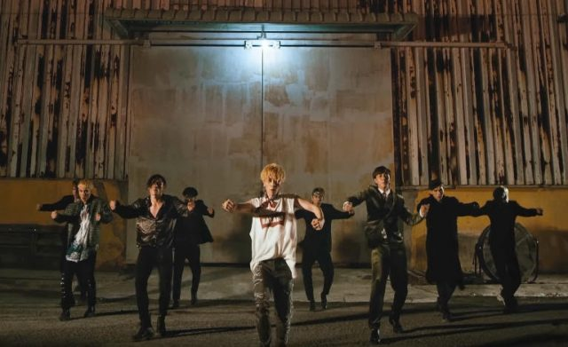 Monstar dancing