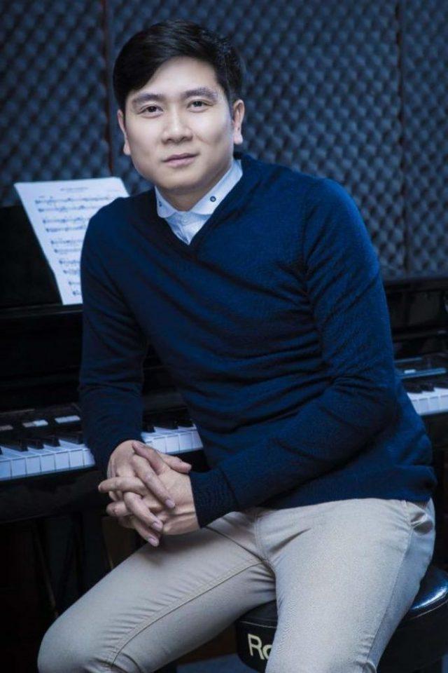 ho hoai anh composer