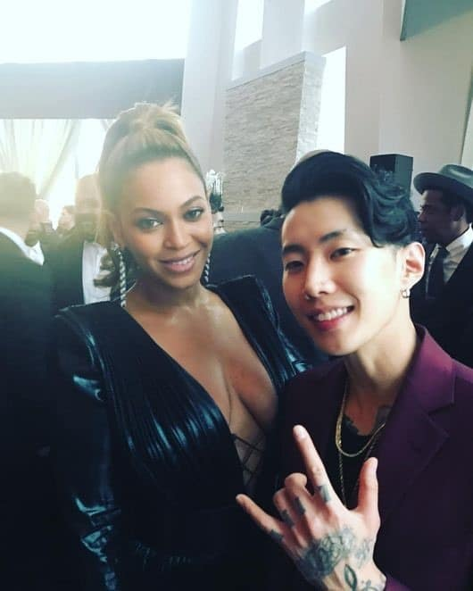 jay park meets beyonce