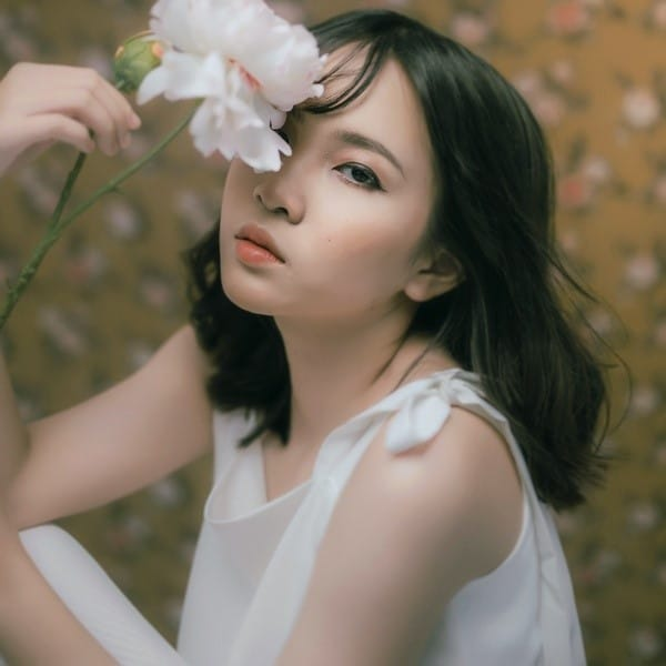 beautiful trang han flower