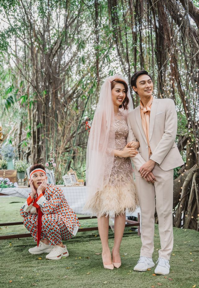 sang mat chua truc nhan wedding day