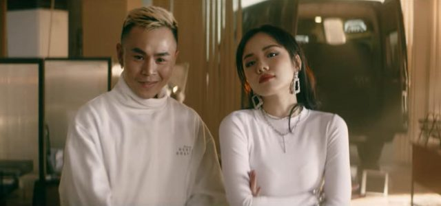 binz and phuong ly so close music video