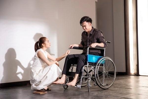 duong trieu vu wheelchair