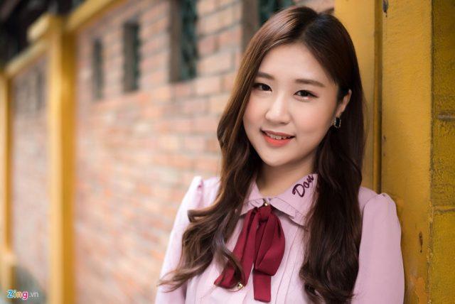 pretty jin ju vpop korean singer