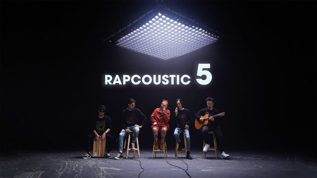 rapcoustic 5 vpop