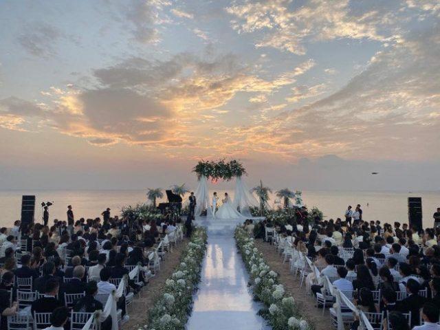 dong nhi ong cao thang wedding