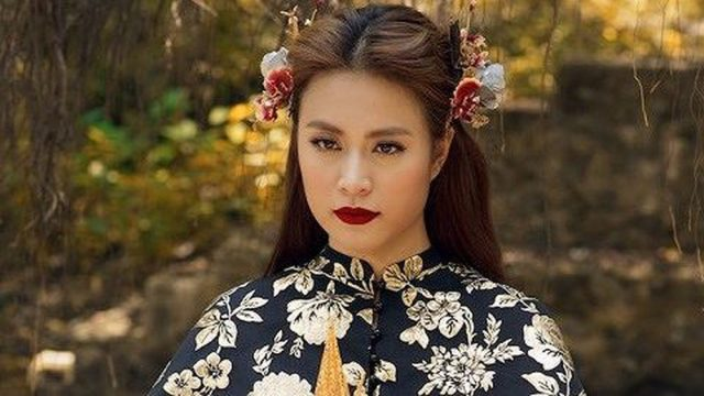 hoang thuy linh vietnam pop music