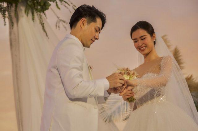 ong cao thang dong nhi wedding ring
