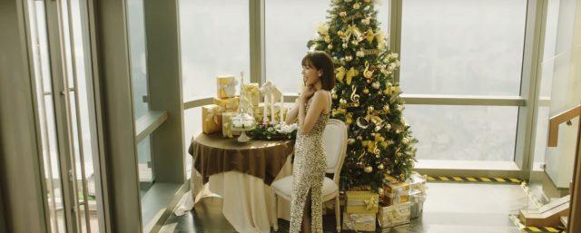 min vincom christmas tree