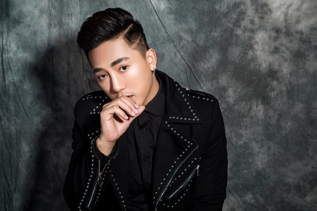vpop singer chau khai phong