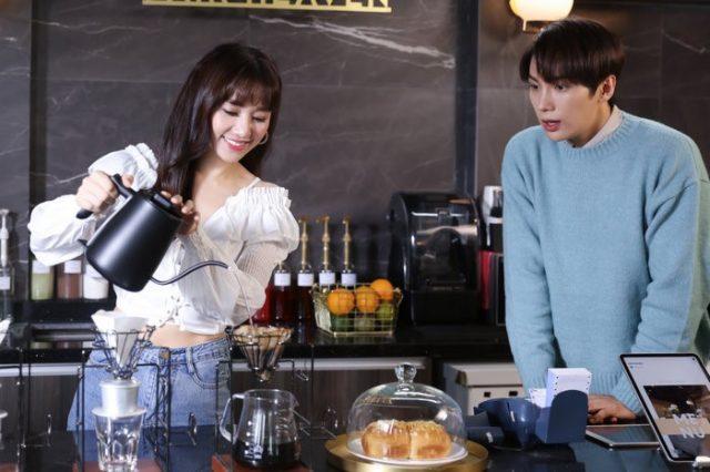 hari won and park jung min destiny