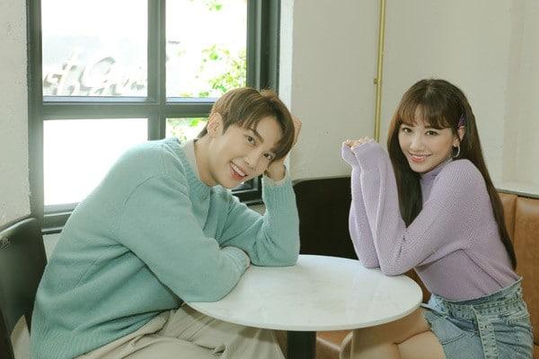hari won and park jung min