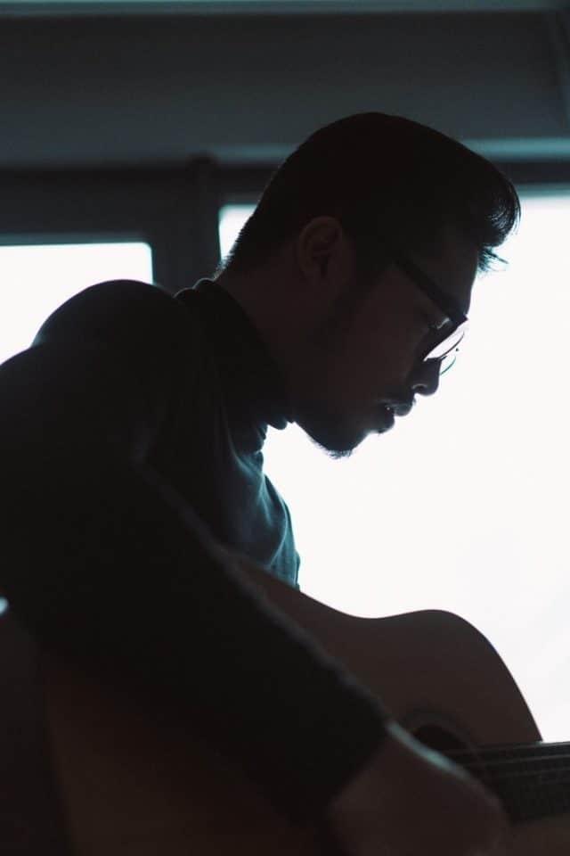 vu guitar vietnamese indie artist