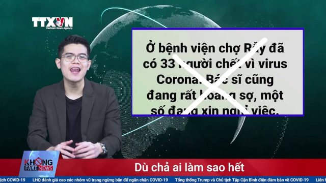 khong fake news da lab music video