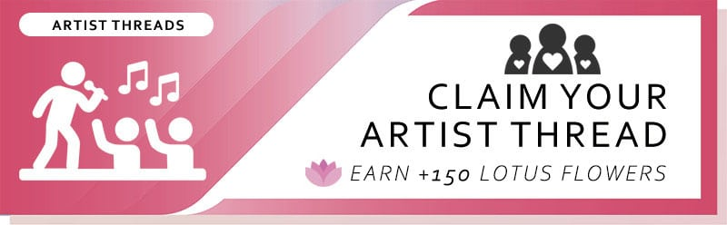 Claim your first Vpop idol's artist thread and earn 150 Lotus Flowers!