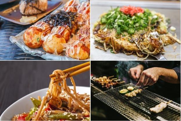 Soc Nhiet Hay Soc Chi japanese food