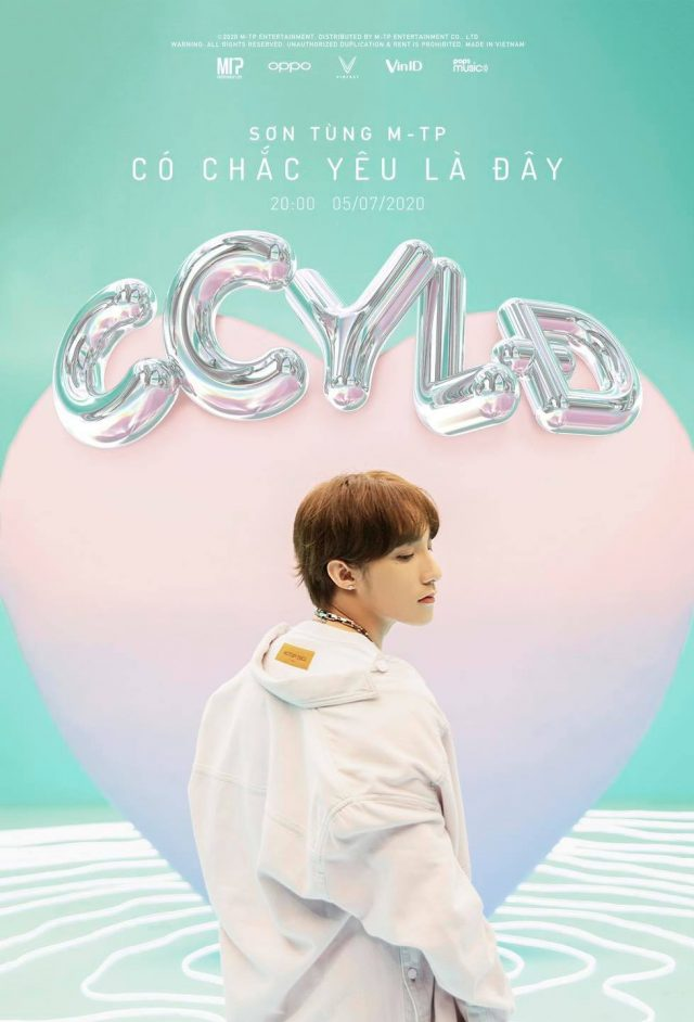 co chac yeu la day son tung mtp teaser photo