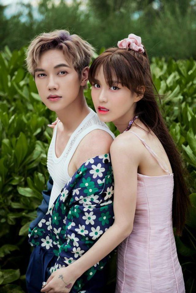 jsol and han sara vpop idols