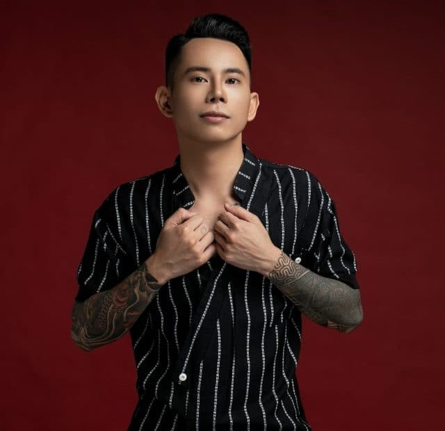 le bao binh vpop singer