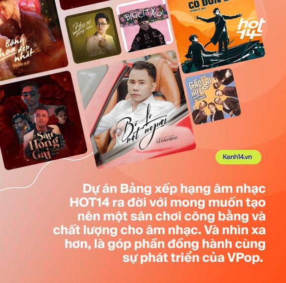 hot14 vpop music chart