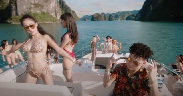binh gold shady OBGTLH viet rap music video