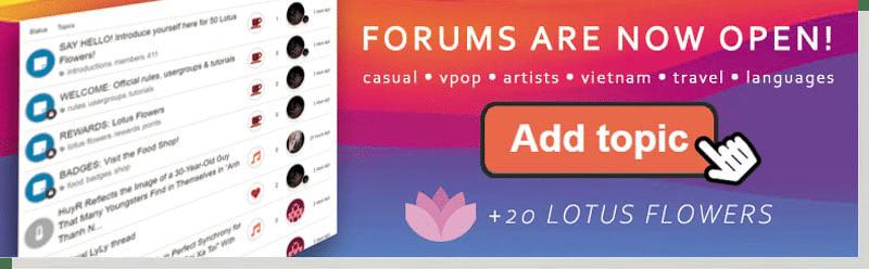 vietnam vpop forums