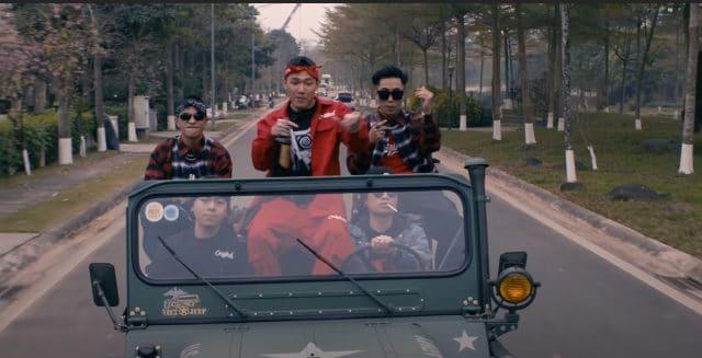 tage ganh ti vietnam rap