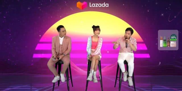 juky lazada super show 6.6 vietnam