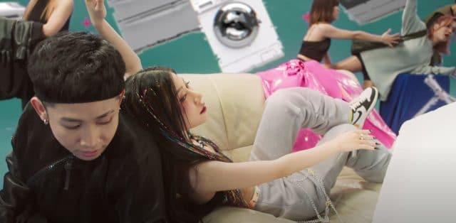 xesi ricky star dam music video